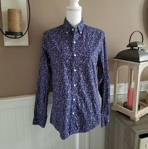 J. Crew Button Down Top